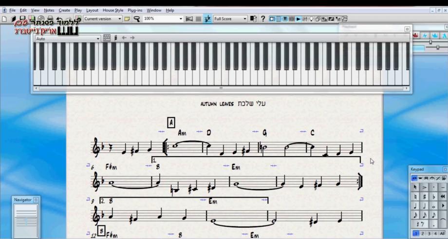 שיעורי פסנתר למבוגרים, לימודי פסנתר למבוגרים
