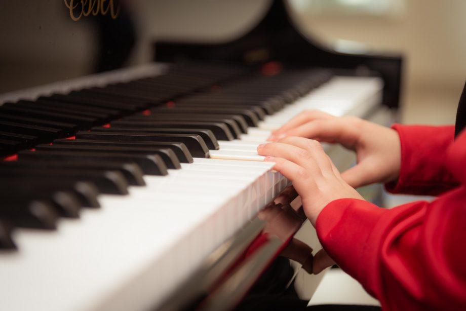 לימודי פסנתר לילדים