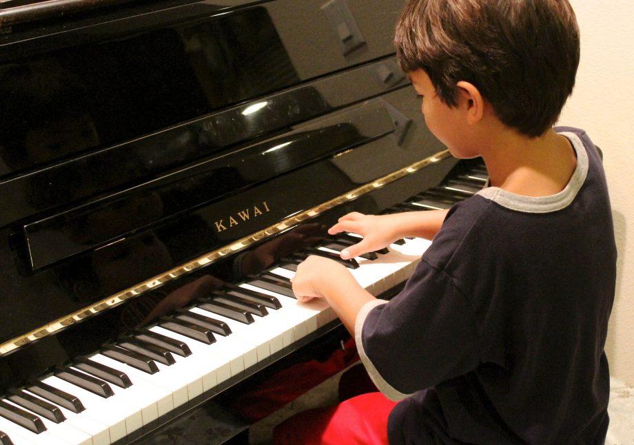 שיעורי פסנתר לילדים